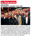 article du T�l�gramme